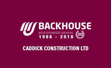 Caddick Construction Ltd MJ Backhouse Project