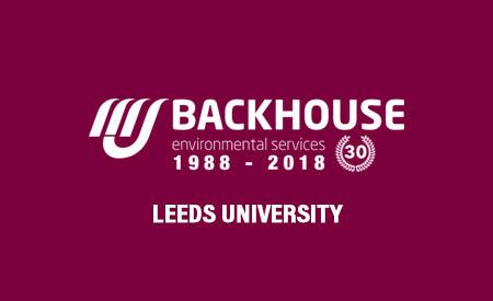 Leeds University - MJ Backhouse Pest Control